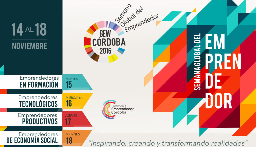 GEW. Semana Global del Emprendedor